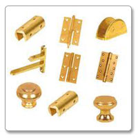 Brass Hardware Parts 1